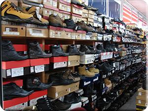 Duży wybór obuwia